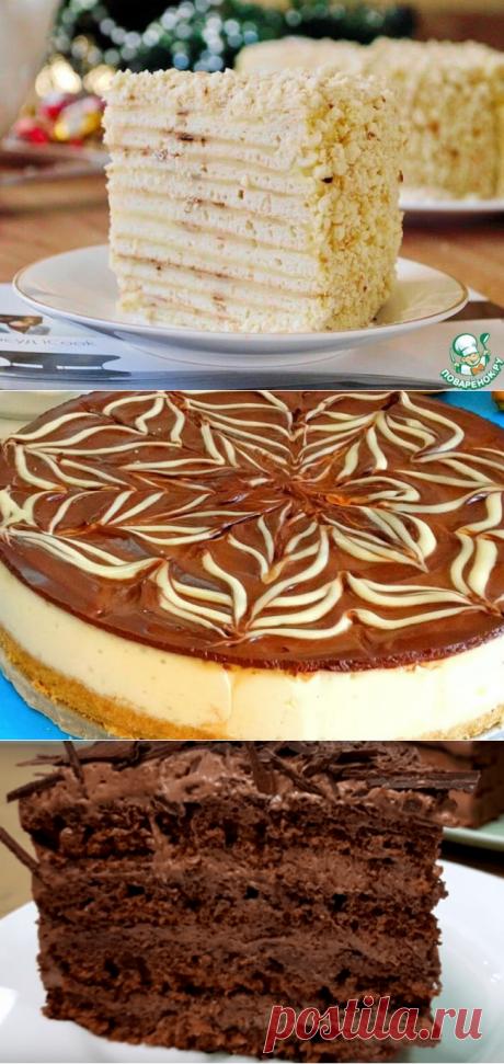Торты на сковороде: 3 ленивых рецепта   Постила   Яндекс Дзен
