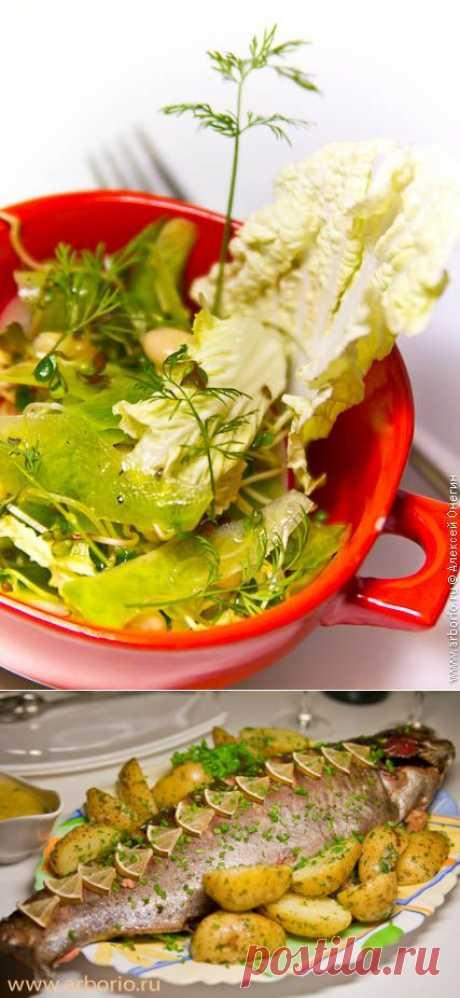 Рецепты постных блюд. Часть первая | Кулинарные заметки Алексея Онегина