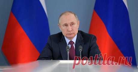 Путин объяснил смысл поправок вКонституцию Поправки вКонституцию, которые были оглашены вовремя традиционного послания президента России Федеральному собранию, необходимы длядальнейшего развития страны, пояснил Владимир Путин.