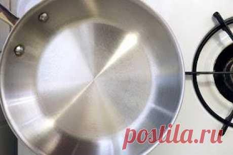 Чистим до блеска: экосредство для металлической посуды | Люблю Себя