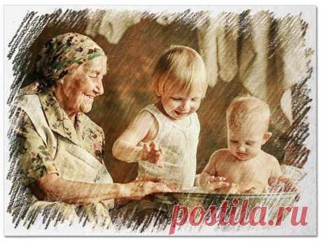 Почему бабушка по материнской линии имеет такую важность для ребенка | Детка-малышка | Яндекс Дзен