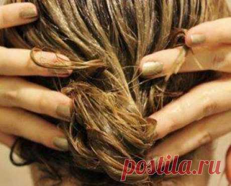 Маска для сумасшедшего роста волос. Не говори потом, что тебя не предупредили! | Люблю Себя
