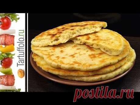 Очень вкусные, мягкие и ароматные творожные лепешки на сковороде! Замечательная быстрая замена хлебу к завтраку или к супу. Такие лепешки замечательно перено...