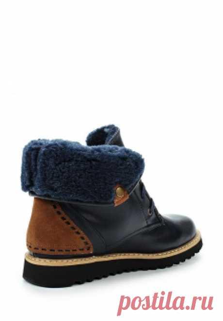 Купить женские ботинки от 200 грн в интернет-магазине Lamoda.ua!