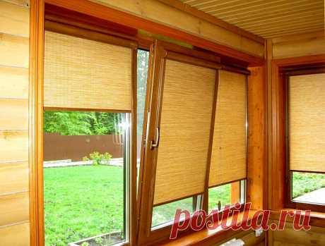 Критерии выбора и монтаж рулонных и кассетных штор на пластиковые окна без сверления