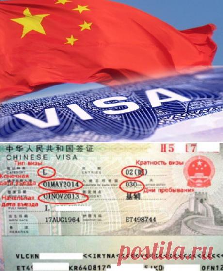 Оформление визы в Китай в Москве – МедиаПартнер