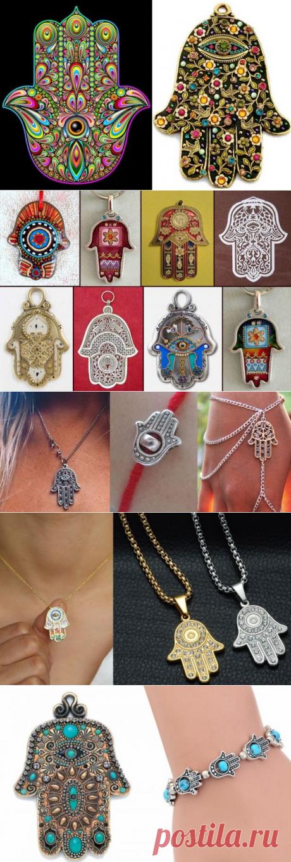 Рука Фатимы: история происхождения, значение в разных религиях, правила ношения талисмана