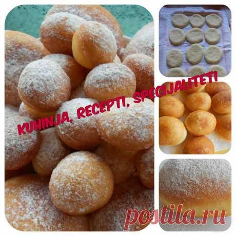 LUDE SUPLJIVE KROFNE ~ Kolači - Recepti za kolače