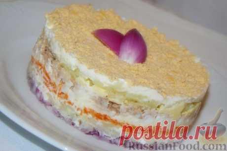 Самый Новогодний салат Мимоза - 20 рецептов с фото