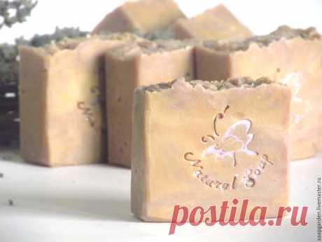 Натуральное мыло с нуля Прованс, лавандовое мыло, марсельское мыло – купить в интернет-магазине на Ярмарке Мастеров с доставкой - OEUPRU | Шахты