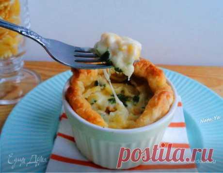 Фарфалле ин кроста (Farfalle in crosta) | Официальный сайт кулинарных рецептов Юлии Высоцкой