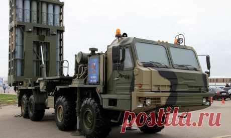 ВКС России впервые получат на вооружение ЗРК «Витязь»