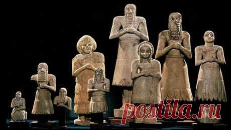 Древние шумеры использовали высочайшие технологии и клонировали людей