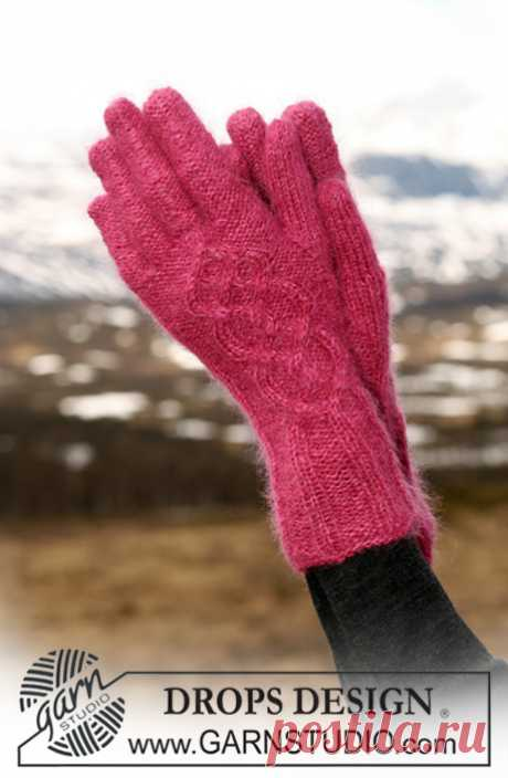 Перчатки Maritza - блог экспертов интернет-магазина пряжи 5motkov.ru