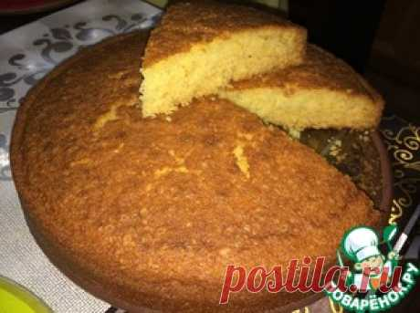 Самый вкусный манный пирог или кексы - кулинарный рецепт