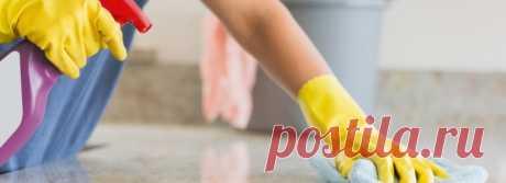 10 вещей, которые нужно мыть и чистить каждую неделю | Волковыск.BY