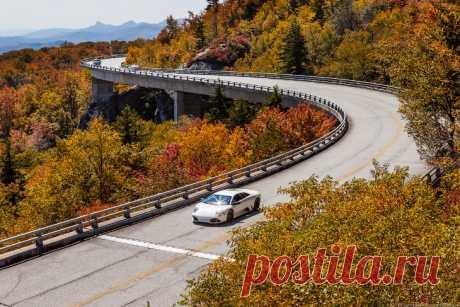 Любимая дорога Америки | ФОТО НОВОСТИ
