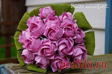 Las rosas del papel