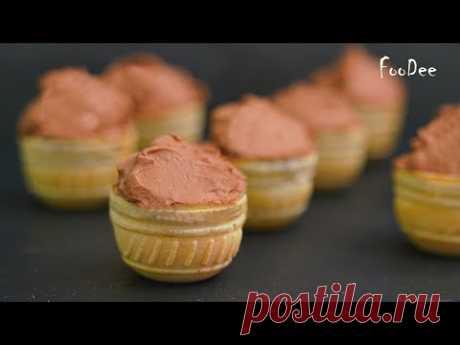 Десерт за 5 минут из 3 ингредиентов – БЕЗ магазинных сливок! ВКУСНЕЕ чем МОРОЖЕНОЕ!