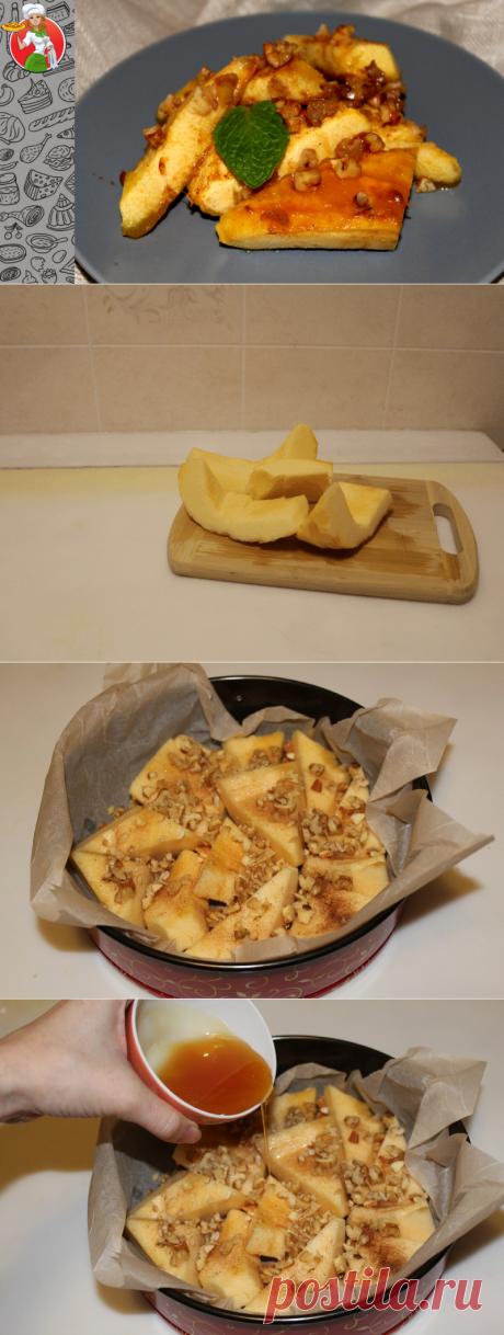 Полезный десерт вместо привычных конфет: тыква, мед и орешки | Рецепты от Джинни Тоник | Яндекс Дзен