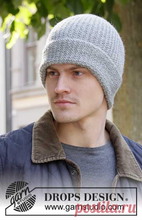 Мужская шапка Polar Protector от DROPS Design - блог экспертов интернет-магазина пряжи 5motkov.ru