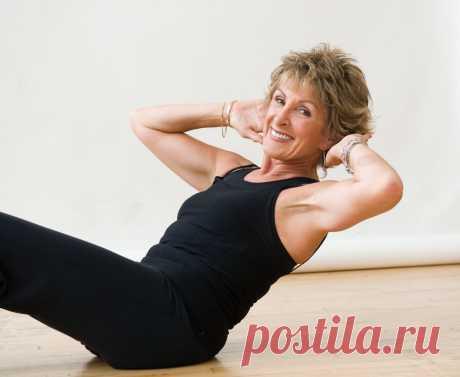 5 обязательных упражнении для женщин за 50 | Мне 40 | Яндекс Дзен