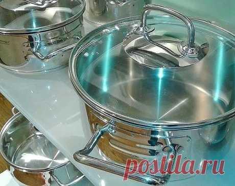 Идеально чистая кухонная посуда без особых усилий! | Простые советы