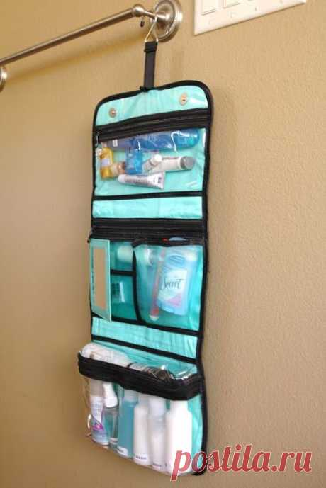 Organized Travel: Toiletry Bags – simply organized Organized Travel  Toiletry Bags  simply organized