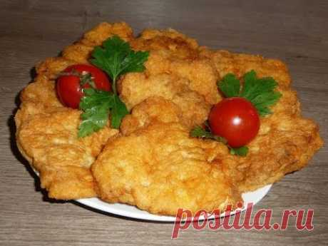 Las chuletas de gallina Velloso. Muy sabroso. - YouTube
