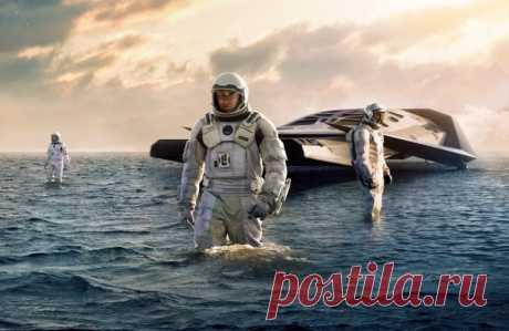 10 мифов о космосе, в которые мы наивно верим благодаря кино / Научный хит