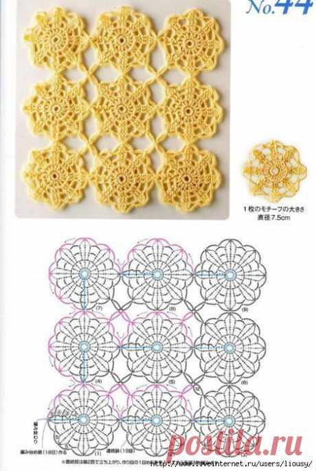 Схемы для вязания | 1 517 фотографий
