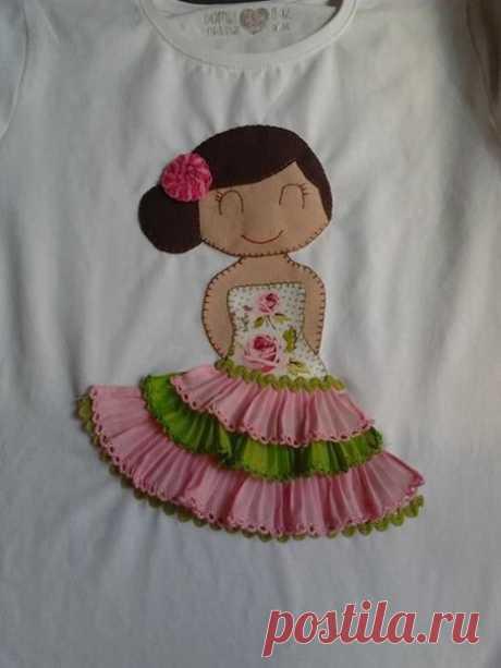 Аппликации для декора детской одежды. Идеи / Западло