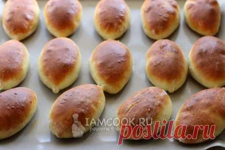 Пирожки с яблоками в духовке — рецепт с фото пошагово. Как приготовить духовые пирожки с яблоками?