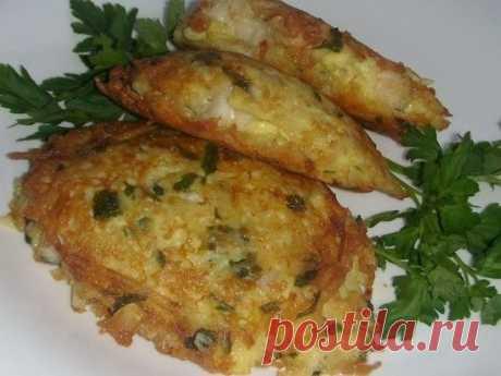 Как приготовить филе судака в картофельно-сырной шубке - рецепт, ингредиенты и фотографии