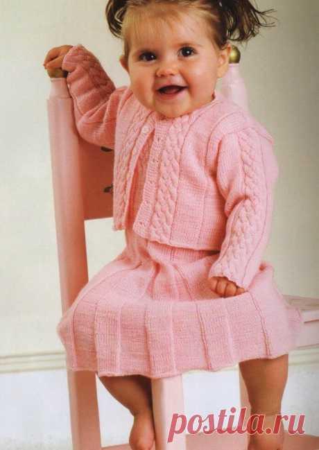 Вязаные модели весна-лето для маленьких Принцесс и Модниц. Жакеты, кофточки, платья, кардиганы - спицами и крючком. | Ирина СНежная & Вязание | Яндекс Дзен