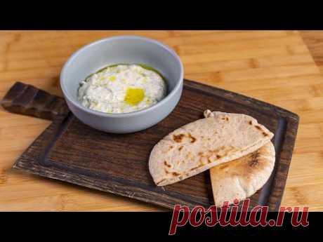 Греческая закуска за 2 минуты