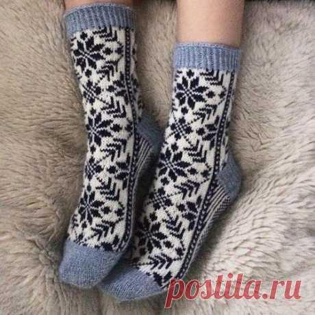 как вязать носки спицами для начинающих пошагово на 5 спицах - Мастера hand-made Мастера hand-made