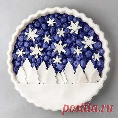 Как красиво и необычно украсить пироги