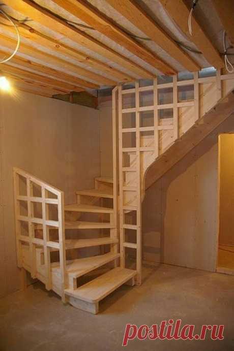 Изготовление лестницы своими руками   OK.RU
