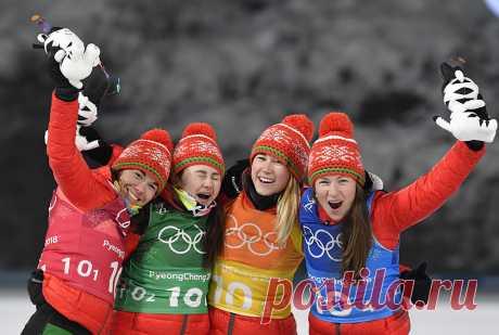 Дарья Домрачева: без золотой медали Олимпиада была невыносима - Прессбол