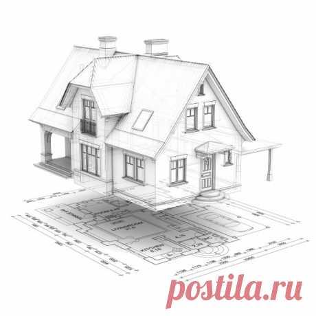 Проектирование загородного дома или коттеджа - Темы недели - Журнал - FORUMHOUSE