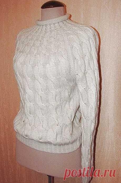 Любимый свитер. Автор: magliera