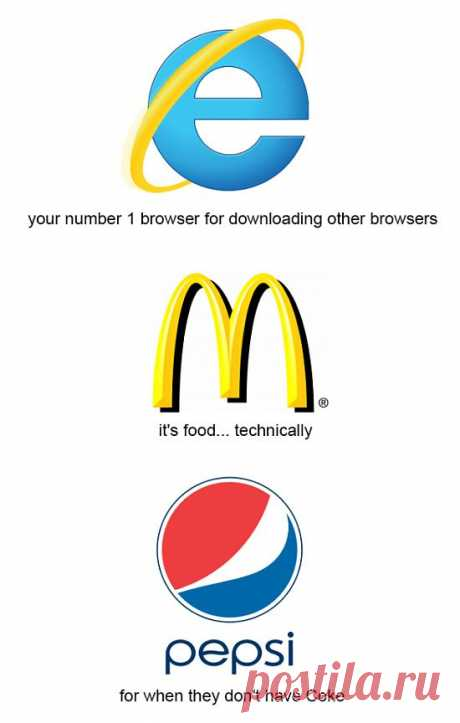 If Companies Had Honest Slogans | FunCage