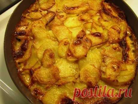Картофель с чесноком — излюбленный финский гарнир в правильном приготовлении — Фактор Вкуса