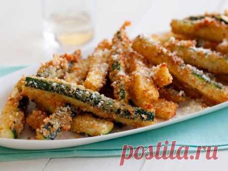 👌 Кабачки в потрясающей панировке - готовим быстро и вкусно, рецепты с фото