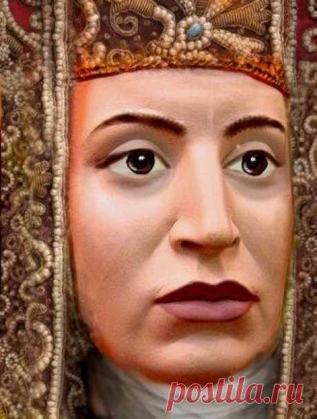 Кто она, бабушка Ивана Грозного ? Великая княгиня София.