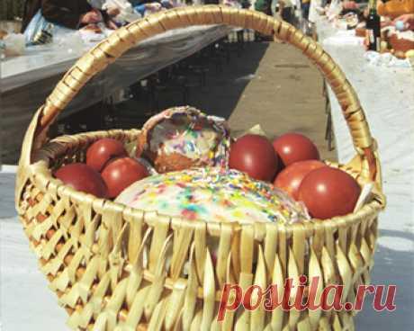 Прихожанин - Крашеные вареные яйца