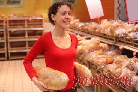 Как сохранять свежесть хлеба   Всегда в форме!