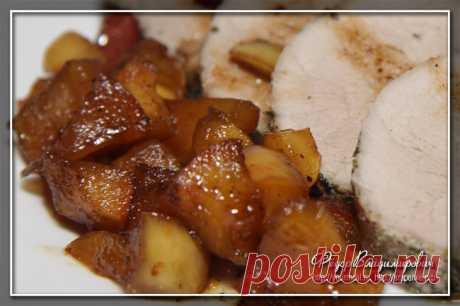 Яблочный соус   Домашние рецепты