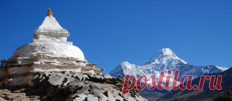 Гималаи – не поделенная территория 4 стран | На всякий случай